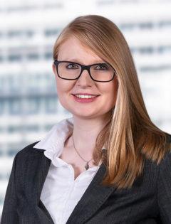 Jana Heinze - Juristin