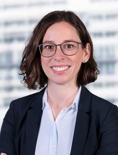 Katja Weberruß - Juristin
