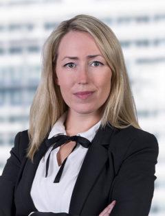 Katrin Rammo - Juristin