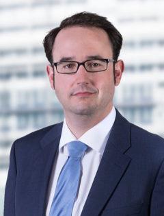 Maximilian Mertin - Jurist