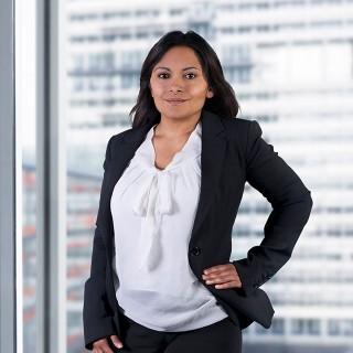 Shobha Fitzke - Juristin