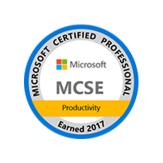 MCSE: Productivity
