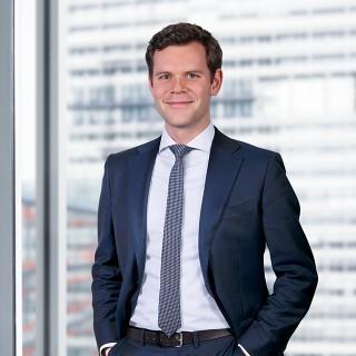 Nicolas Kötter - Jurist