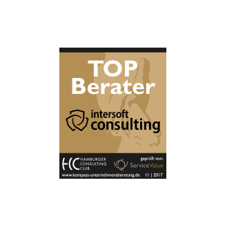 Top Berater - intersoft consulting services AG