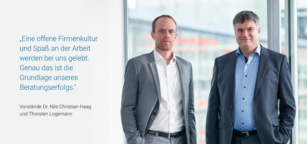Vorstände der intersoft consulting services AG