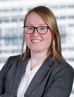 Bianca Pettinger - Juristin
