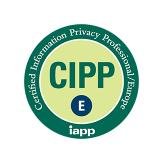 CIPP/E-Zertifizierung
