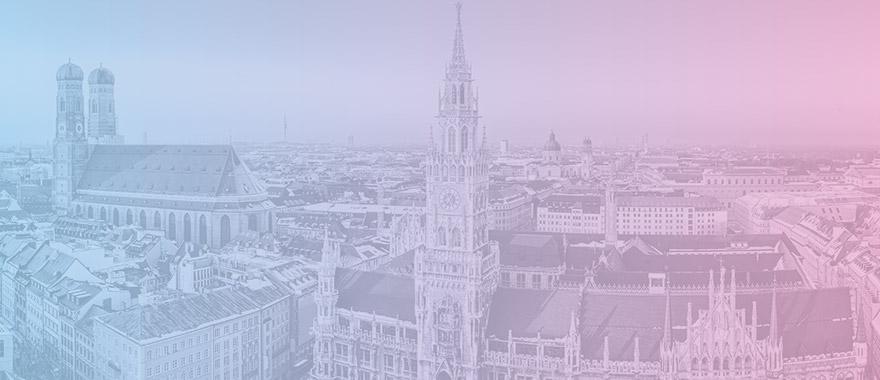 Bild von München