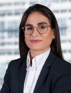 Nicole Motiee Tehrani - Juristin