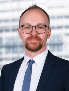 Justus Brandt - Jurist