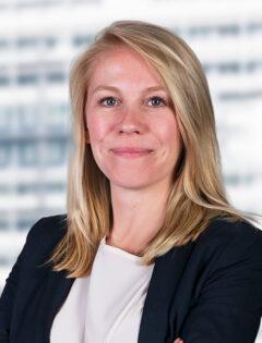 Saskia Rosenhagen - Juristin