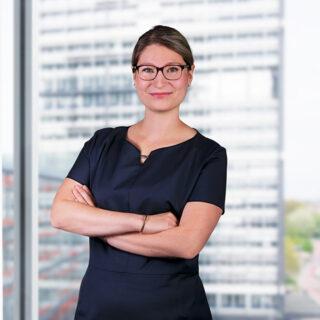 Madeleine Kümmerle - Juristin